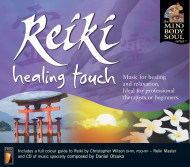 Reiki Healing Touch album cover.