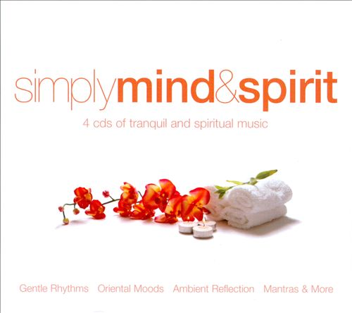 Simply Mind and Spirit album cover.